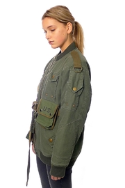 Gypsetters Bomber Strapped Up - Front full body