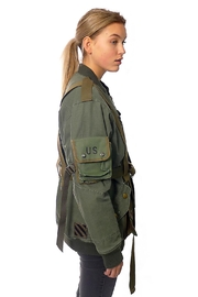 Gypsetters Bomber Strapped Up - Side cropped
