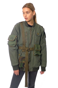 Gypsetters Bomber Strapped Up - Product List Image