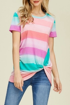 bombom Fiona Striped Top - Product List Image