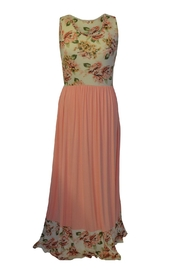 bombom Floral Maxi Dress - Product Mini Image