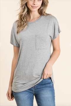 Shoptiques Product: The Heather Tee