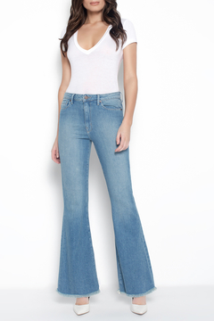 Shoptiques Product: BOMBSHELL BELL BOTTOM JEAN