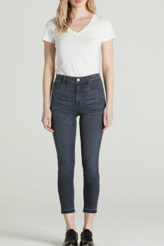 Parker Smith Bombshell  Frayed Hem Crop Skinny - Product List Image