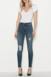 Parker Smith BOMBSHELL SKINNY DISTRESSED JEAN - Product Mini Image