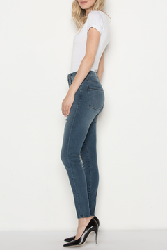 Parker Smith BOMBSHELL SKINNY DISTRESSED JEAN - Alternate List Image