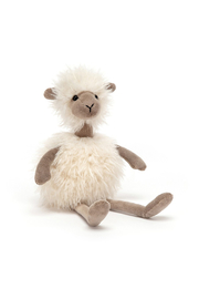 Jellycat Bonbon Sheep - Front cropped