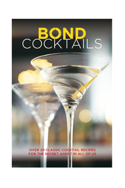 Ryland Peters & Small BOND COCKTAILS - Product Mini Image