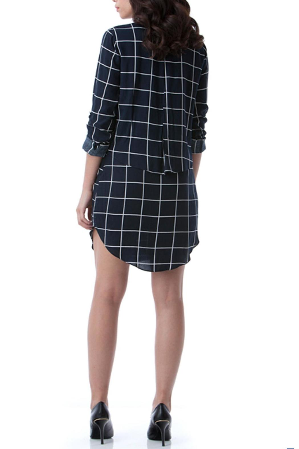 Bonded Box Blouse Dress from Philadelphia by Bonded Boutique ...