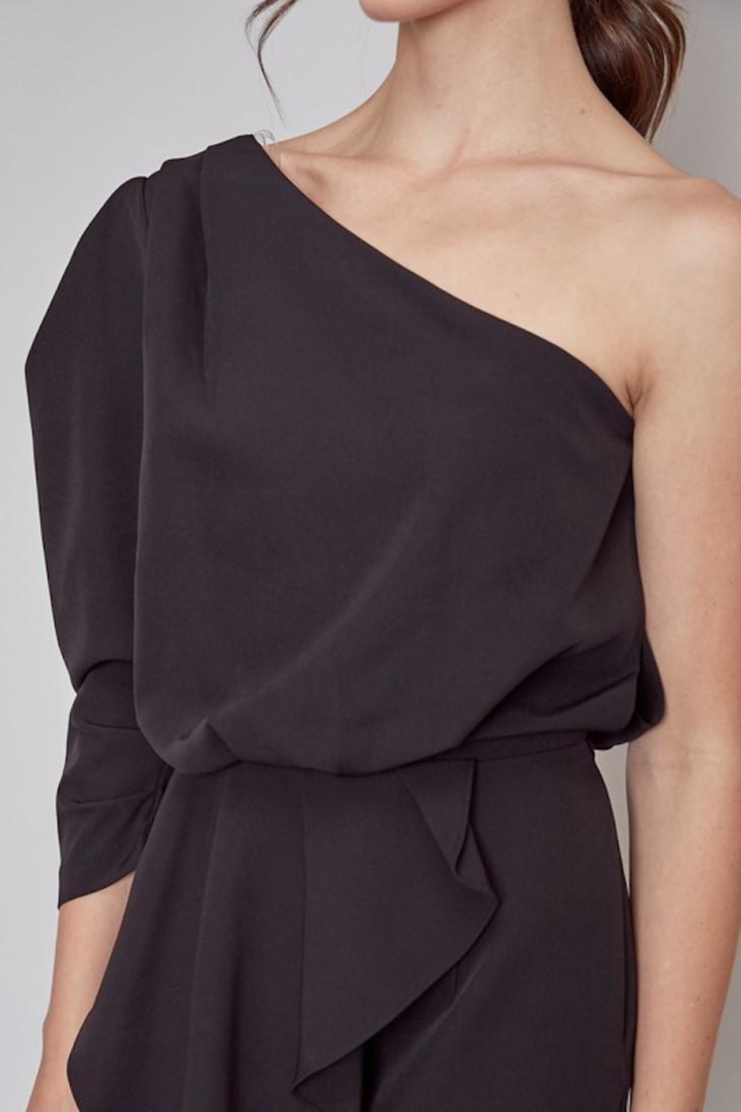 Bonded One Sleeve Lbd - Back Cropped Image