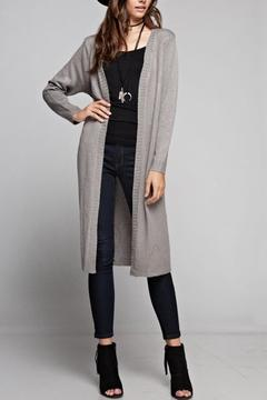 Bonded Open Cardigan - Product List Image