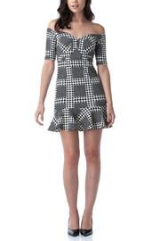 Bonded Boutique Printed Dress - Product Mini Image
