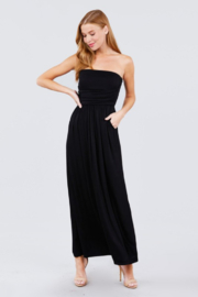 Active Basic Bondi Sleeveless Maxi Dress - Product Mini Image