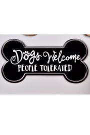 Giftcraft Inc.  Bone-Shaped Signs - Product Mini Image
