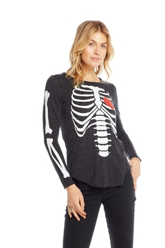 Chaser Bones Jersey Long Sleeve - Product List Image
