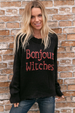 Wooden Ships Bonjour Witches Black/Terra - Product List Image