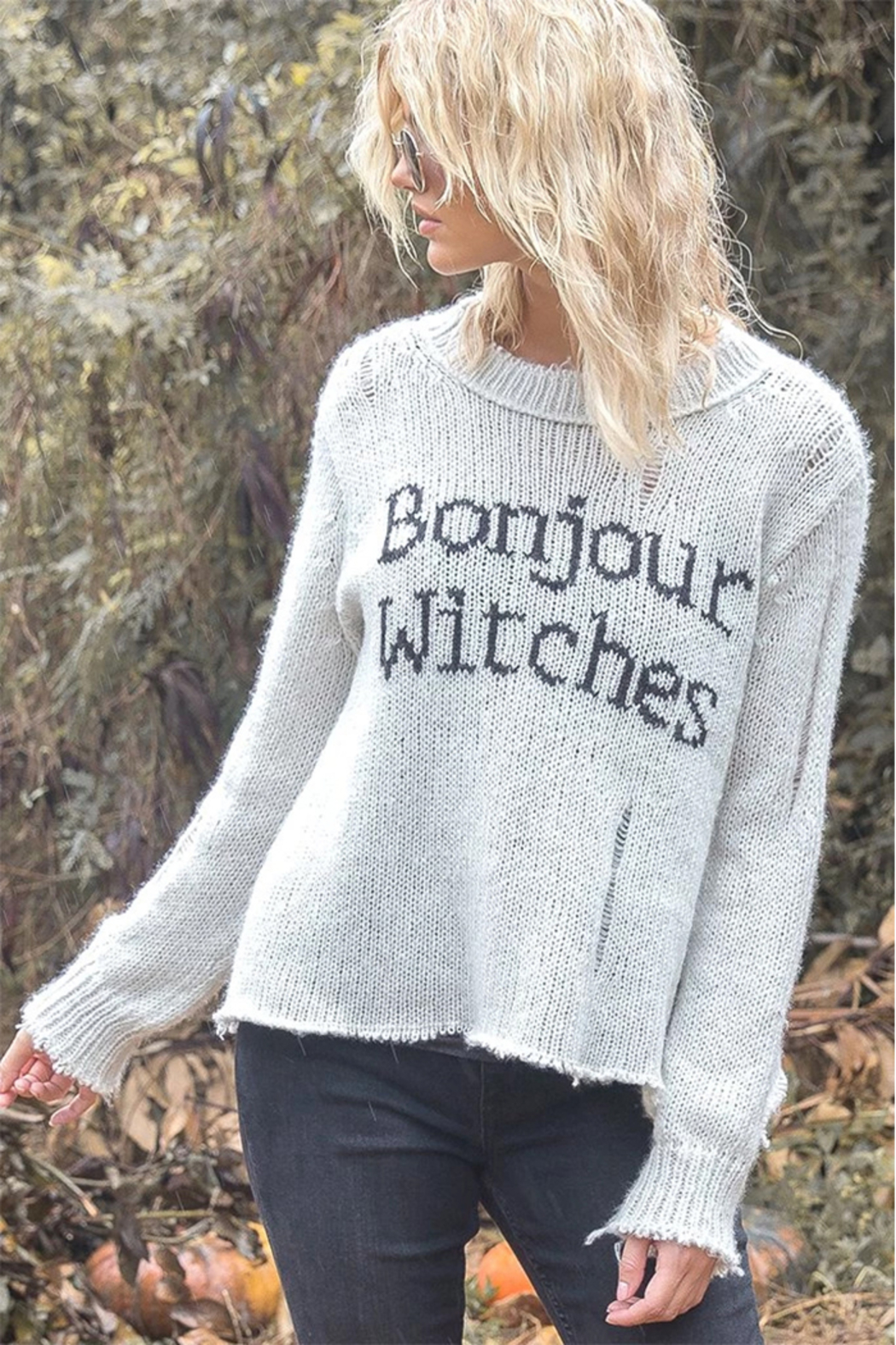 Wooden Ships Bonjour Witches Pullover - Main Image