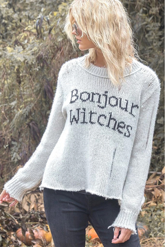 Wooden Ships Bonjour Witches Pullover - Product List Image