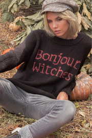 Wooden Ships Bonjour Witches Pullover - Side cropped