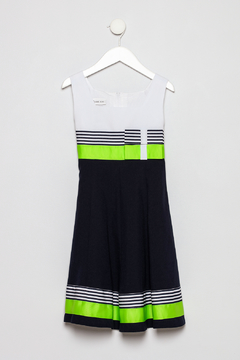 Bonnie Jean Navy Sundress - Product List Image