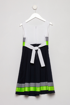 Bonnie Jean Navy Sundress - Alternate List Image