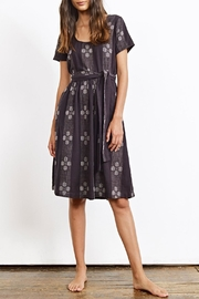 Ace & Jig Bonnie Licorice Dress - Front cropped