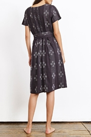 Ace & Jig Bonnie Licorice Dress - Front full body