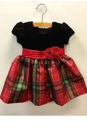 Bonnie Jean Holiday Tartan Dress - Product Mini Image
