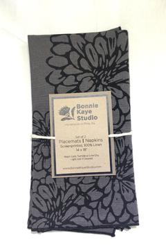 Bonnie Kaye Studio Linen Napkins - Product List Image