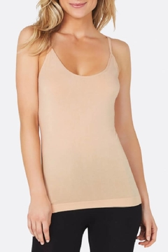 Boody Organic Bamboo Cami-Beige - Product List Image