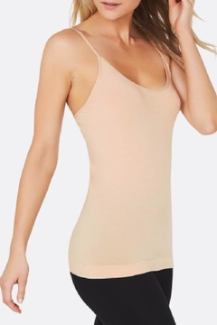 Boody Bamboo Cami-Beige - Alternate List Image