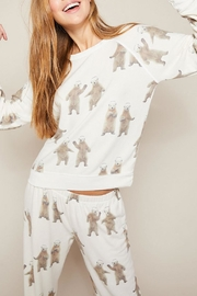 All Things Fabulous Boogie Bear Sweater - Side cropped