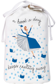Patricia's Presents Book A Day SleepShirt - Front cropped