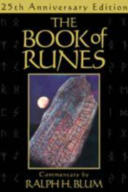 New Leaf Distributing Book of Runes - Product Mini Image