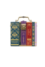 Vendula London Book Shaped Box-Bag - Product Mini Image