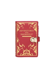 Vendula London Book Shaped Wallet - Product Mini Image