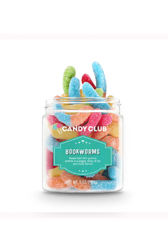 Candy Club Bookworms - Product List Image
