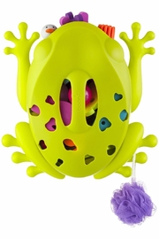 boon by Tomy Frog Bath Scoop - Product Mini Image