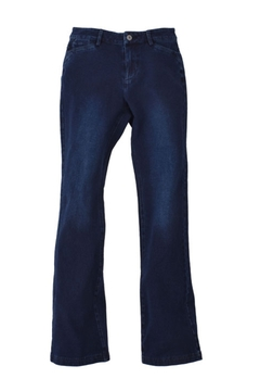 True Blue  Boot-Cut Denim Knit Jean - Alternate List Image