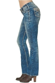 Silver Jeans Co. Boot Cut Jeans - Side cropped