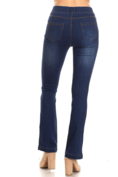 JVINI Boot Cut Stretch Denim - Product List Image