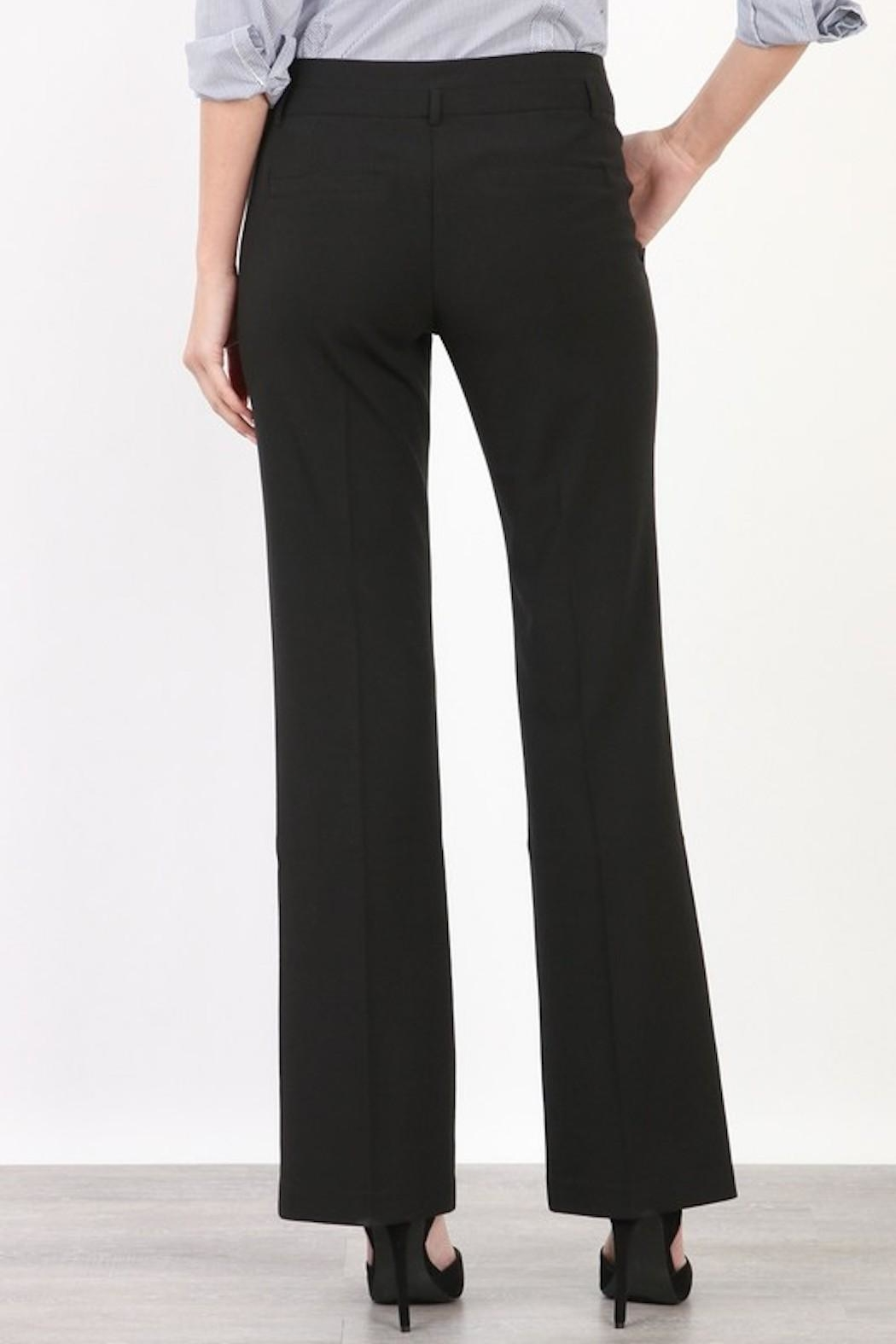 Mary Clan Bootcut Work Trousers - Main Image