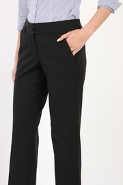 Mary Clan Bootcut Work Trousers - Front full body