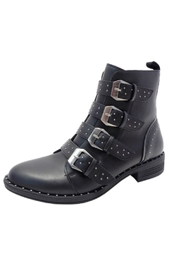 Shoptiques Product: Bootie With Buckle