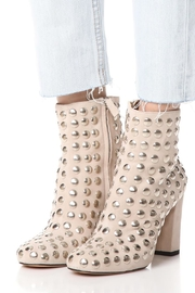 IRO Bootroky Studded Booties - Back cropped