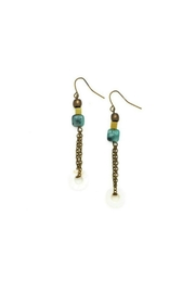 bops Geo Drop Earrings - Product Mini Image