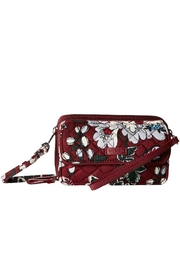Vera Bradley Bordeaux Blooms All-In-One - Front cropped