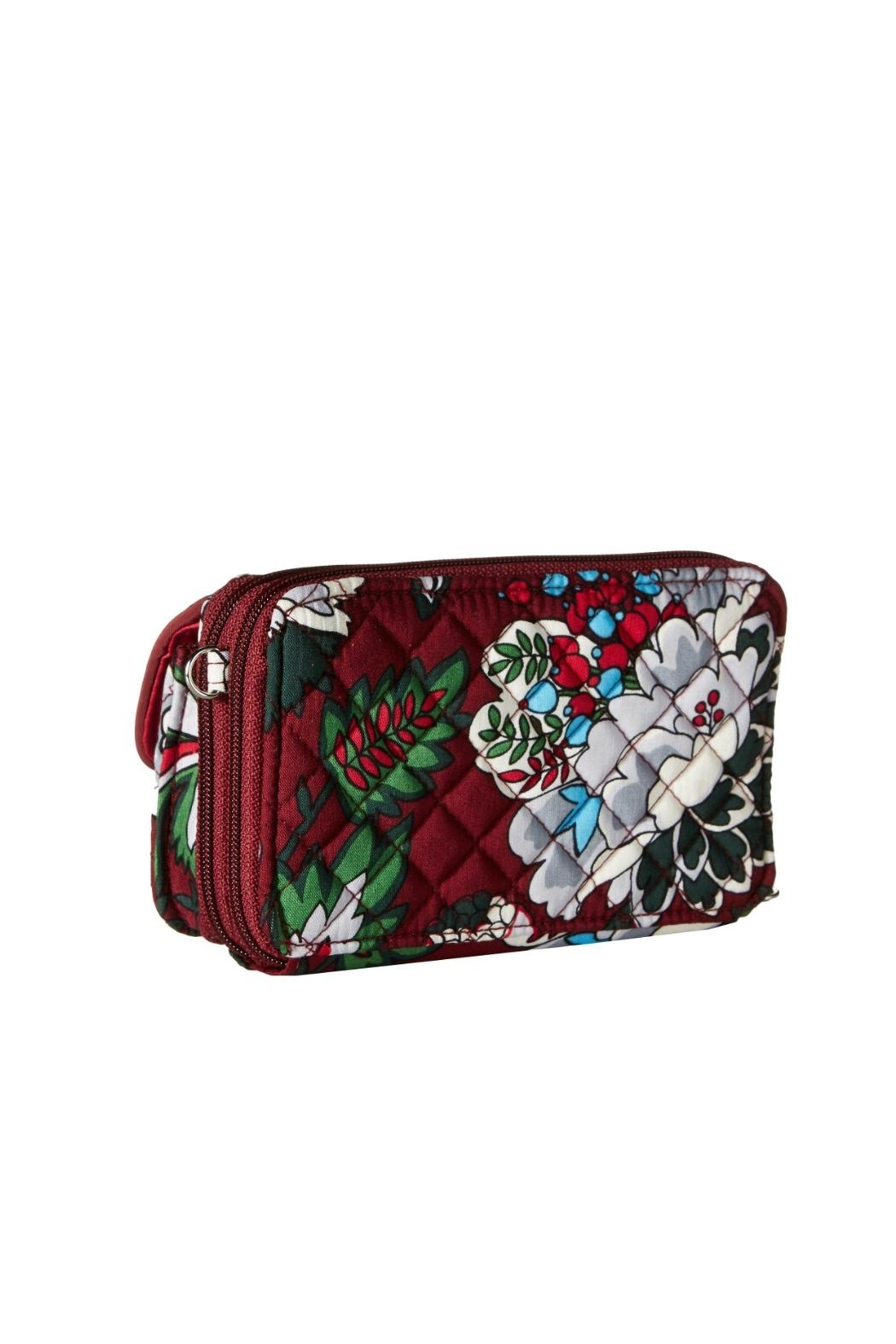 Vera Bradley Bordeaux Blooms All-In-One - Front Full Image