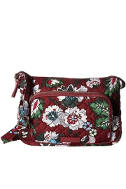 Vera Bradley Bordeaux Blooms Little-Hipster - Product Mini Image