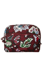 Vera Bradley Bordeaux Blooms Medium-Cosmetic - Product Mini Image